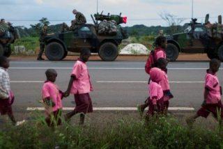Las escuelas, centro de los ataques en Centroáfrica