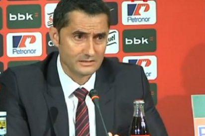 Valverde reponde al interés del Barcelona
