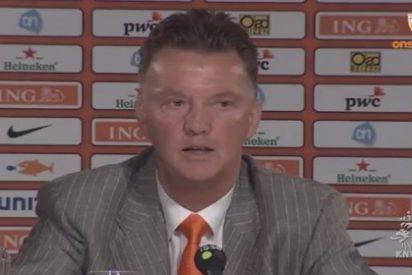 Van Gaal puede entrenar a un equipo de Inglaterra