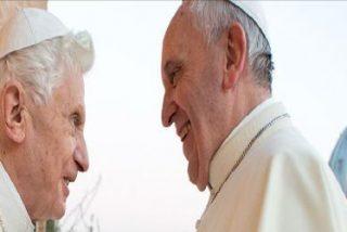 """Cardenal Bergoglio: """"Un gesto revolucionario, un cambio en 600 años de historia"""""""