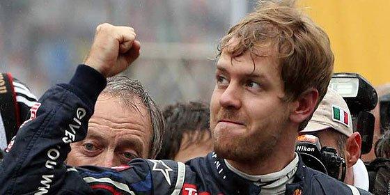 Las consecuencias negativas de los triunfos de Vettel