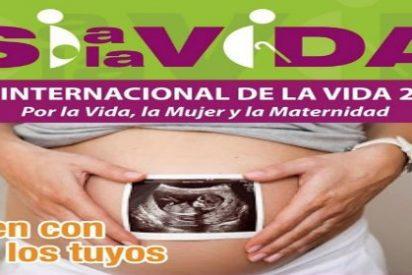 """'Sí a la Vida' se manifiesta el 23 de marzo en Palma por """"la mujer y la maternidad"""" en plan 'aconfesional'"""