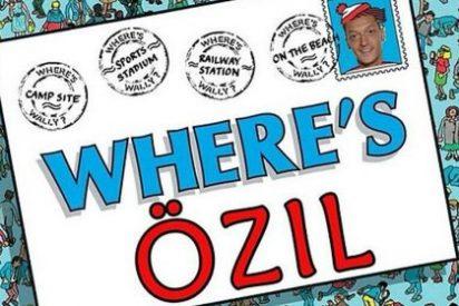 El Daily Mail se burla de Özil