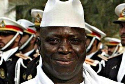 """El presidente de Gambia promete """"combatir"""" a los gais """"como a los mosquitos"""""""