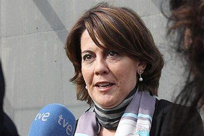 Yolanda Barcina se resigna a dejar la presidencia del Gobierno navarro