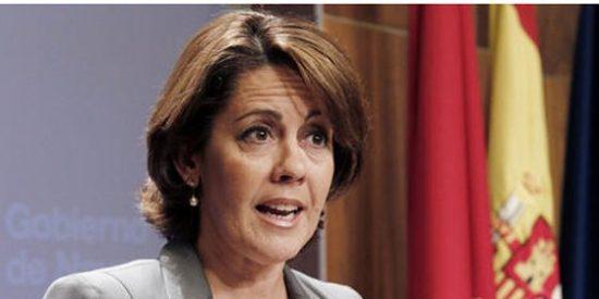"""Yolanda Barcina: """"No dimito porque no voy a seguir la hoja de ruta de Bildu"""""""