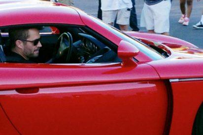 Subastan las gafas de sol chamuscadas que Paul Walker llevaba el día de su muerte