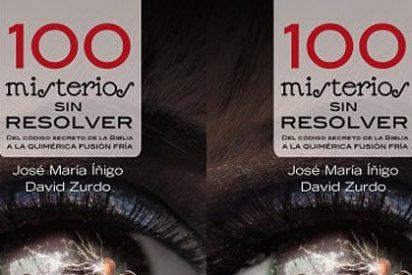 José María Íñigo y David Zurdo traen cien misterios que desafían al ser humano y su aventura hacia la verdad que se oculta