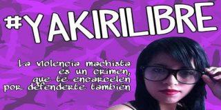 La lesbiana que degolló a su violador sale de la cárcel en olor de multitudes