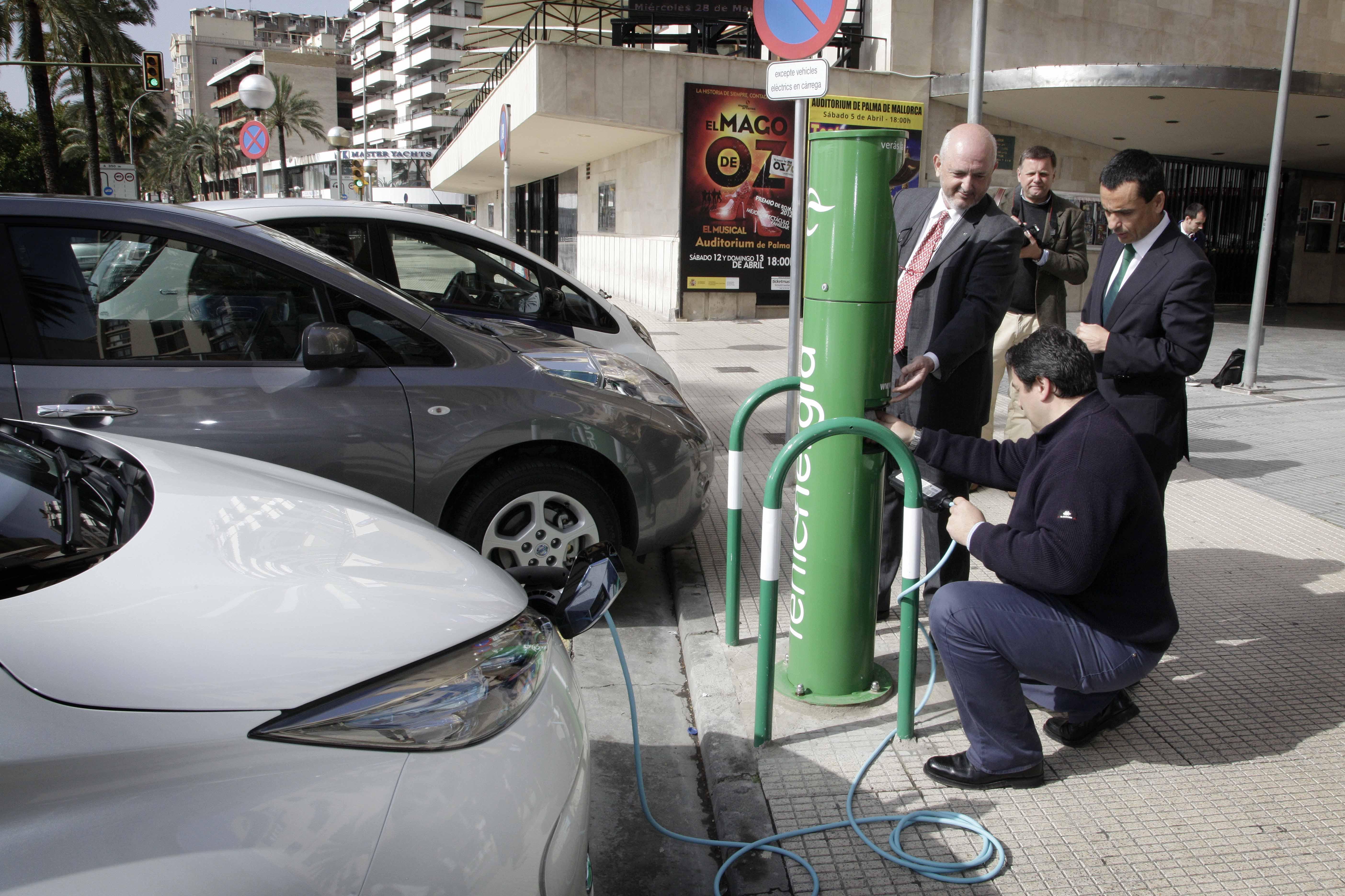 """Baleares va a ser una referencia a nivel europeo del uso del coche eléctrico"""