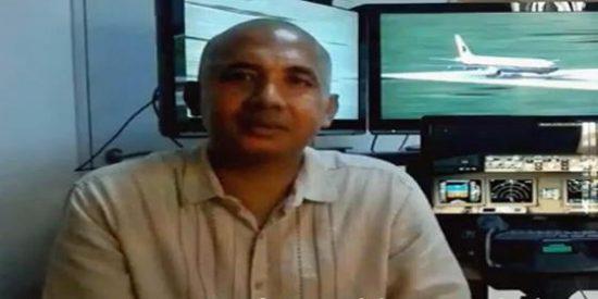 El FBI pone en su punto de mira al piloto del avión malasio: es un fanático político de altura