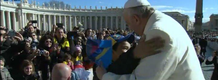 """El Papa pide una cuaresma para reaccionar contra """"las situaciones de miseria"""""""