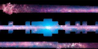 La NASA ya nos permite explorar la Vía Láctea sin traje espacial 'propulsándonos' a simple golpe de ratón