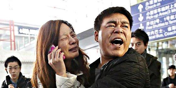 Desaparece en pleno vuelo un avión malasio que iba hacia Pekín con 239 personas a bordo