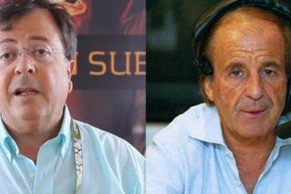 """El subdirector de 'Mundo Deportivo' se echa en brazos de García: """"Si acusa a Florentino Pérez, hay que poner la mano en el fuego por él"""""""