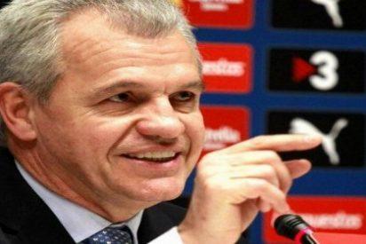 Aguirre saca de quicio al 'Tata' Martino