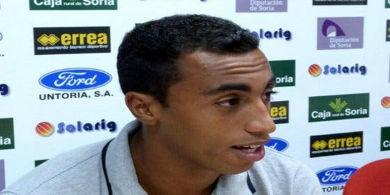 Osasuna sigue de cerca a Carlos Akapo