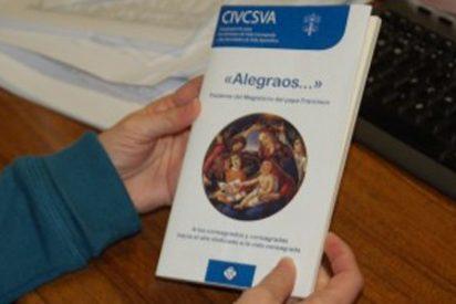 """""""Alegraos"""", la carta circular de la Santa Sede a los religiosos"""