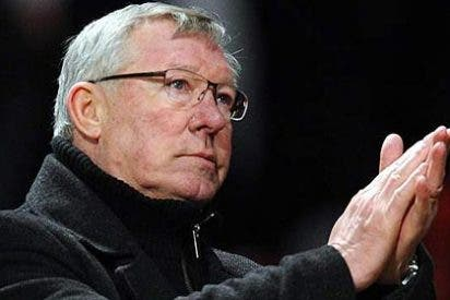 ¡Ferguson le felicita de manera personal!