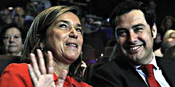 Ana Mato chafa el plan de Juanma Moreno para tener un escaño exprés en el Senado