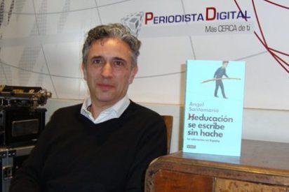 """Ángel Santamaría: """"No se puede hacer ninguna norma educativa sin contar con un consenso"""""""