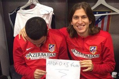 El Barça quiere a Filipe Luis y Arda Turan