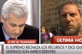 """Encerrona marca de la casa en Cuatro: un trabajador de Telemadrid llama """"perro"""" a Víctor Arribas"""