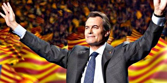 """Artur Mas: """"No descarto la declaración unilateral de independencia"""""""