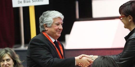Arturo Fernández revalida su cargo como presidente de CEIM
