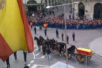 Fotogalería exclusiva de PD: Adolfo Suárez sale por última vez del Congreso de los Diputados