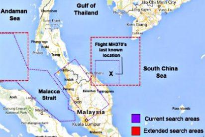 El avión de Malaysia Airlines desaparecido fue desviado de su ruta de forma deliberada