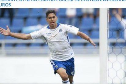 El Madrid vuelve a la carga por un jugador del Tenerife