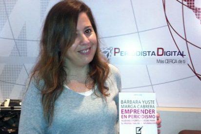 """Bárbara Yuste: """"Twitter o Facebook podrán desaparecer, pero su filosofía no"""""""