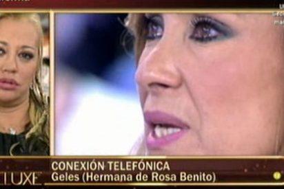 """El doble juego de Belén Esteban a costa del mal estado de salud de Rosa Benito: """"Me han engañado"""""""