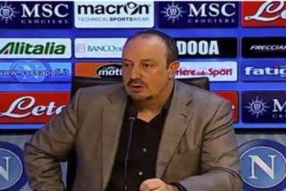 Rafa Benítez carga duramente contra José Mourinho