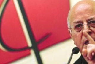 """Blázquez admite que al Papa, """"como a todos"""", le preocupa la unidad de España"""