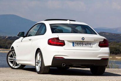 BMW Serie 2, equilibrio dinámico
