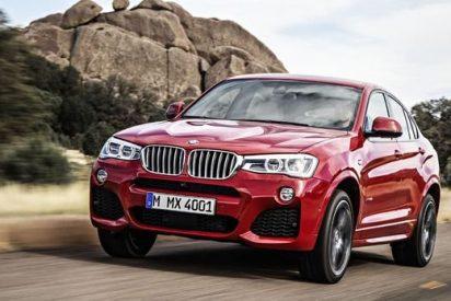 BMW X4, deportividad SUV a escala