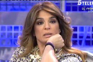 Raquel Bollo sufre un ataque de nervios y abandona 'Sálvame' tras sufrir la peor humillación posible