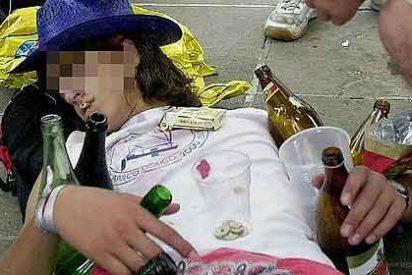 Llega a España el juego de la muerte entre adolescentes: el 'binge drinking'