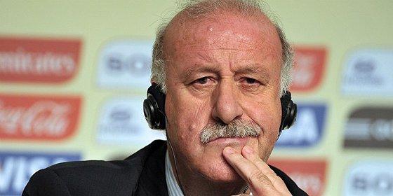 ¿Entrenará Vicente del Bosque al Fútbol Club Barcelona?