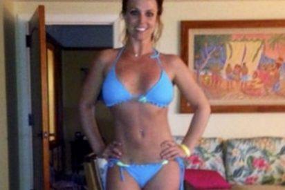[Foto] Britney Spears recupera cuerpazo a sus 33 años y lo muestra desenfada en las redes sociales
