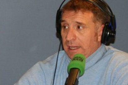 Fernando Burgos o el arte de meterse en charcos con tal de atacar a Mourinho
