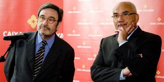 Los dos directivos que quebraron Catalunya Caixa serán indemnizados con 1,2 millones