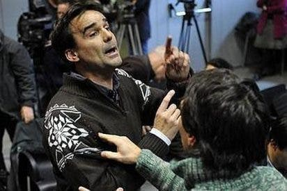 Telemadrid ficha al periodista que se enfrentó a los expresos de ETA reunidos en Durango