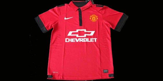 La camiseta que vestirá Mata la próxima temporada