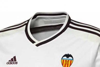 Así será la camiseta Adidas del Valencia la próxima temporada