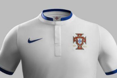 Confirmada la equipación de Portugal para el Mundial