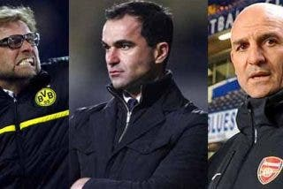 Los tres candidatos a sustituir a Wenger