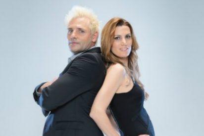 Cañizares y su mujer se 'estrenan' en un concurso de baile